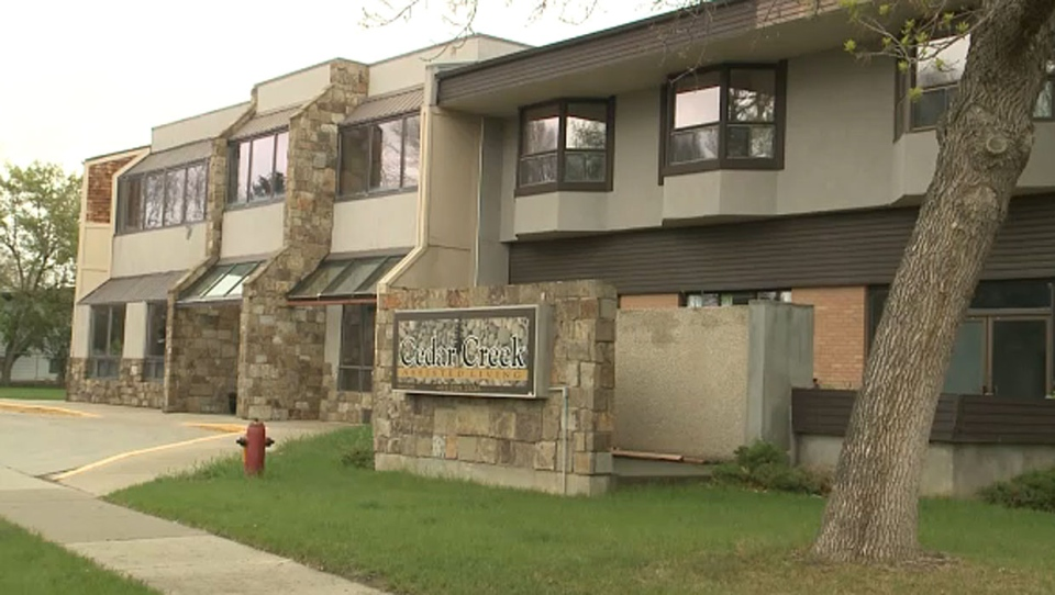 Over a dozen residents who live on the second floor of Cedar Creek Assisted Living Facility have been forced to deal with a broken elevator for several months.