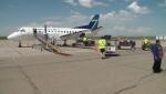 Lethbridge, airport, WestJet