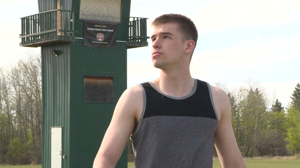 Yorkton football player to suit up with Calgary Colts
