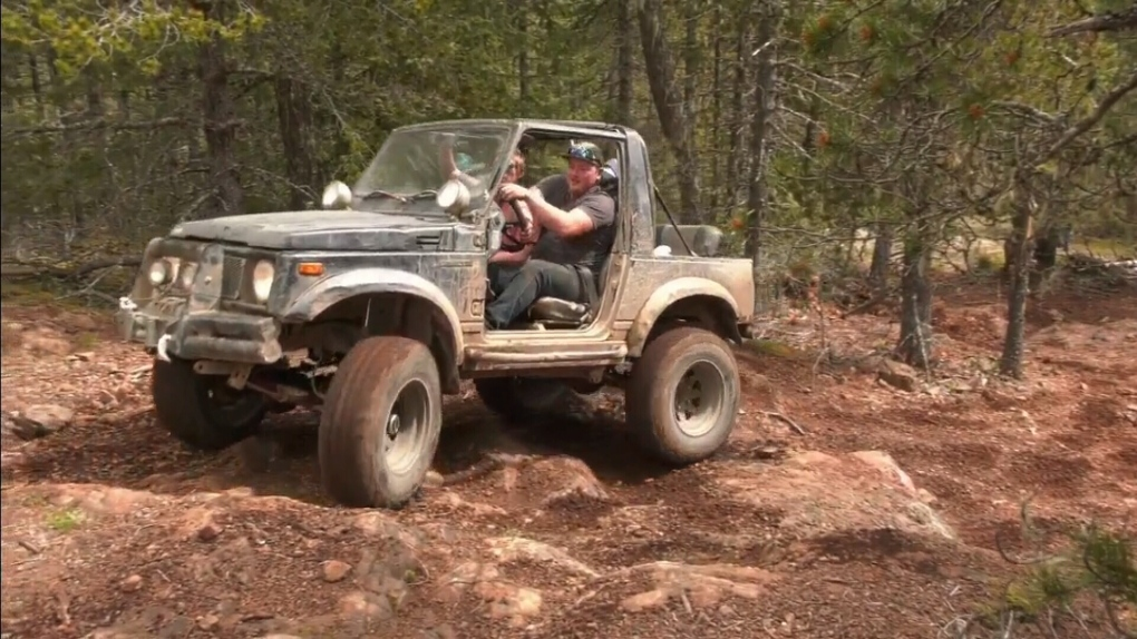 Jeep lovers descend on Comox Valley for a cause