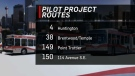 Calgary Transit, pay app, bus, routes