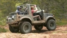 Jeep drivers gather in the Comox Valley