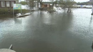 More than 2000 people have registered as flood victims in Gatineau.