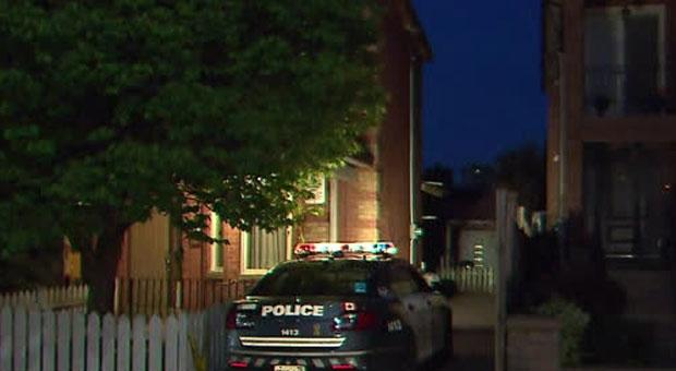 Officers on scene of homicide in city's Dovercourt Park neighbourhood