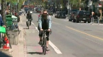 Bloor Street Bike Lanes
