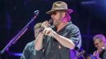 Hank Williams Jr. performs at the CMA Music Festival at Nissan Stadium in Nashville, Tenn., on June 10, 2016. (Al Wagner/Invision/AP)