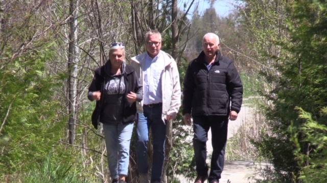 Southampton residents who live near a woodlot are pleased with a Saugeen Shores council decision to reject a proposed development.