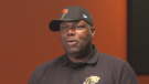 Getting to know Lions coach DeVone Claybrooks