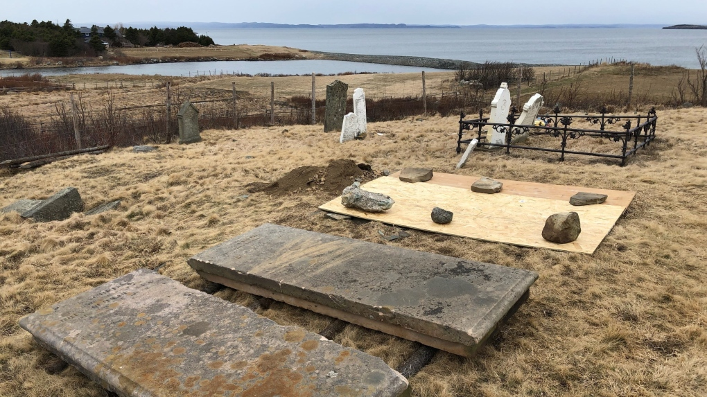Man who stole human skull from Newfoundland cemetery sentenced to jail