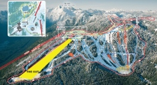 grouse mountain map