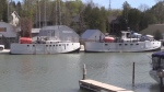 Ten communities along Lake Huron are receiving federal funds to refurbish harbours