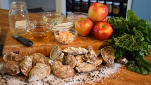 What's For Dinner - oysters