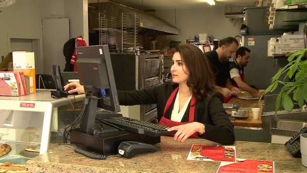 Syrian refugees pursuing the Canadian dream: opening businesses in Ottawa