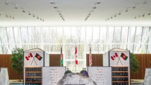 Afghanistan war memorial