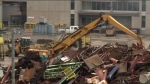 The city says it has received too many noise complaints about American Iron and Metal, but company has some supporters.