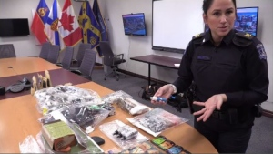 """People are misunderstanding, because of the packaging, they are confusing those for being legitimate, legal products,"" said Sgt. Katherine Willett of the Halifax Regional Police integrated drug unit. ""They are not."""