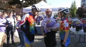 Tour de Rock kicks off on Vancouver Island (CTV Vancouver Island)