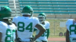 Riders have new offensive weapons