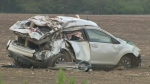Serious crash near Listowel sends man to hospital
