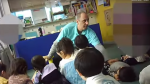 A Canadian teacher was fired from the Little GEMS International School in the city of Kitakyushu earlier this month. (ABCDee Teacher via Storyful)