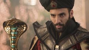 Marwan Kenzari as Jafar in 'Aladdin'