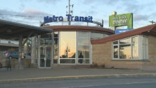 Halifax Regional Police were called to the Mumford Road bus terminal at 4:40 p.m. on May 22, 2019.