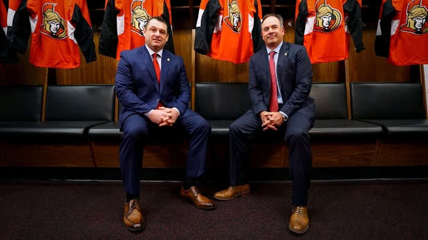 Former Leafs assistant coach becoming new head coach for Senators