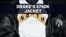 A look at how Drake's $740K jacket was made