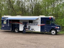 A WRPS command post