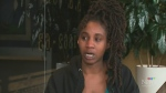 Woman claims she was racially profiled in arrest