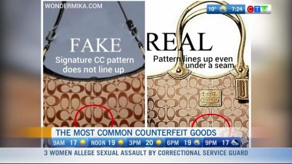 Study reveals extent of counterfeit goods | CTV News