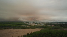 Wildfire, May 23