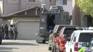 Police arrest suspect after lengthy standoff