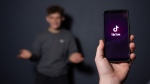 TikTok became the most downloaded on Apple's App Store in the first half of this year according to market analysis firm Sensor Tower, beating out titans like Facebook, Instagram and Snapchat. (AFP)