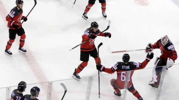 Canada Rallies To Beat Switzerland In Overtime In World Hockey