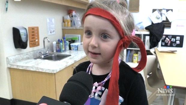 Kindergarten 'Kindness Ninjas'
