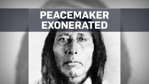 PM exonerates chief of 1885 treason conviction