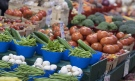 Various vegetables are on display at the Jean Talon Market, Monday, January 11, 2016 in Montreal. While we should all strive for a balanced diet, York University researchers say the extreme pursuit of healthy eating can be a sign of mental-health struggles. THE CANADIAN PRESS/Paul Chiasson