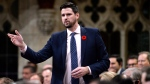 "Parliamentary Secretary to the Minister of Environment and Climate Change Sean Fraser, seen here in the House of Commons, said Thursday that ""cleaning Boat Harbour has been a top priority of mine from the first day I took office."" (FILE PHOTO / THE CANADIAN PRESS/Justin Tang)"