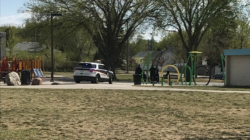 Residents in Pleasant Hill are speaking out about the behavior of children in the area. (Carla Shynkaruk/CTV Saskatoon)