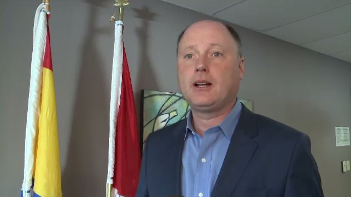 New Brunswick Labour Minister Trevor Holder says population growth is crucial to the future success of the province.