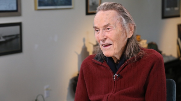 "After decades of performing his classic hit ""For Lovin' Me."" Gordon Lightfoot said he ""lost faith"" in it because it's an ""insult to women. I didn't know what chauvinism was [back then]."" (Rosa Hwang)"