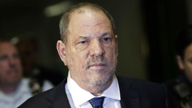 Harvey Weinstein in 2018