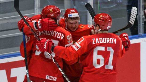 Russia Ice Hockey World Championships