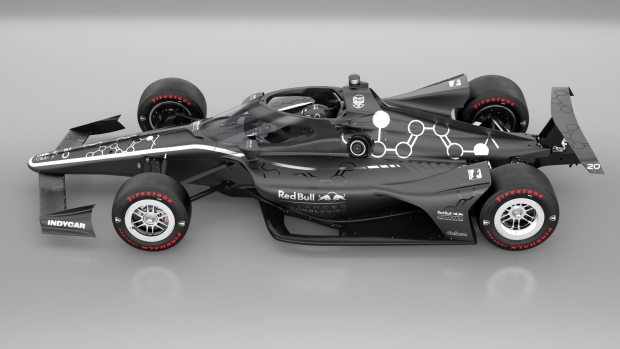 IndyCar, Red Bull Advanced Technologies unveil aeroscreen concept to enhance driver safety