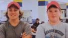 Pro-Trump hats blurred in high school yearbook cau