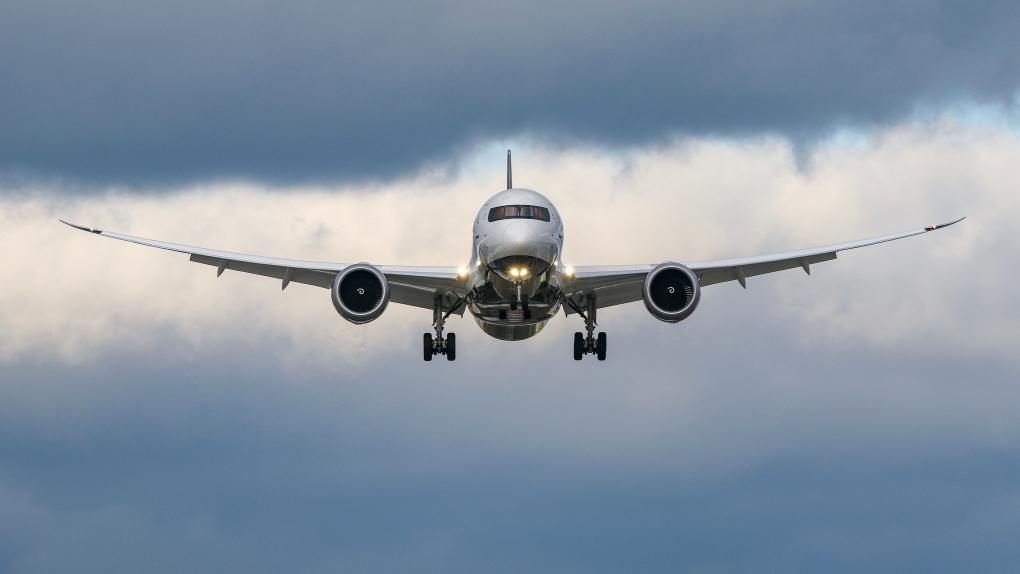air travel, plane