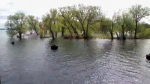 Floods Toronto Islands