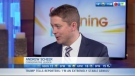 Andrew Scheer talks pipeline and climate change