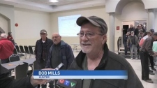 Bob Mills, hunter (CTV Northern Ontario)